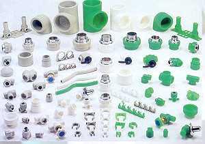 Plastik su malzemeleri